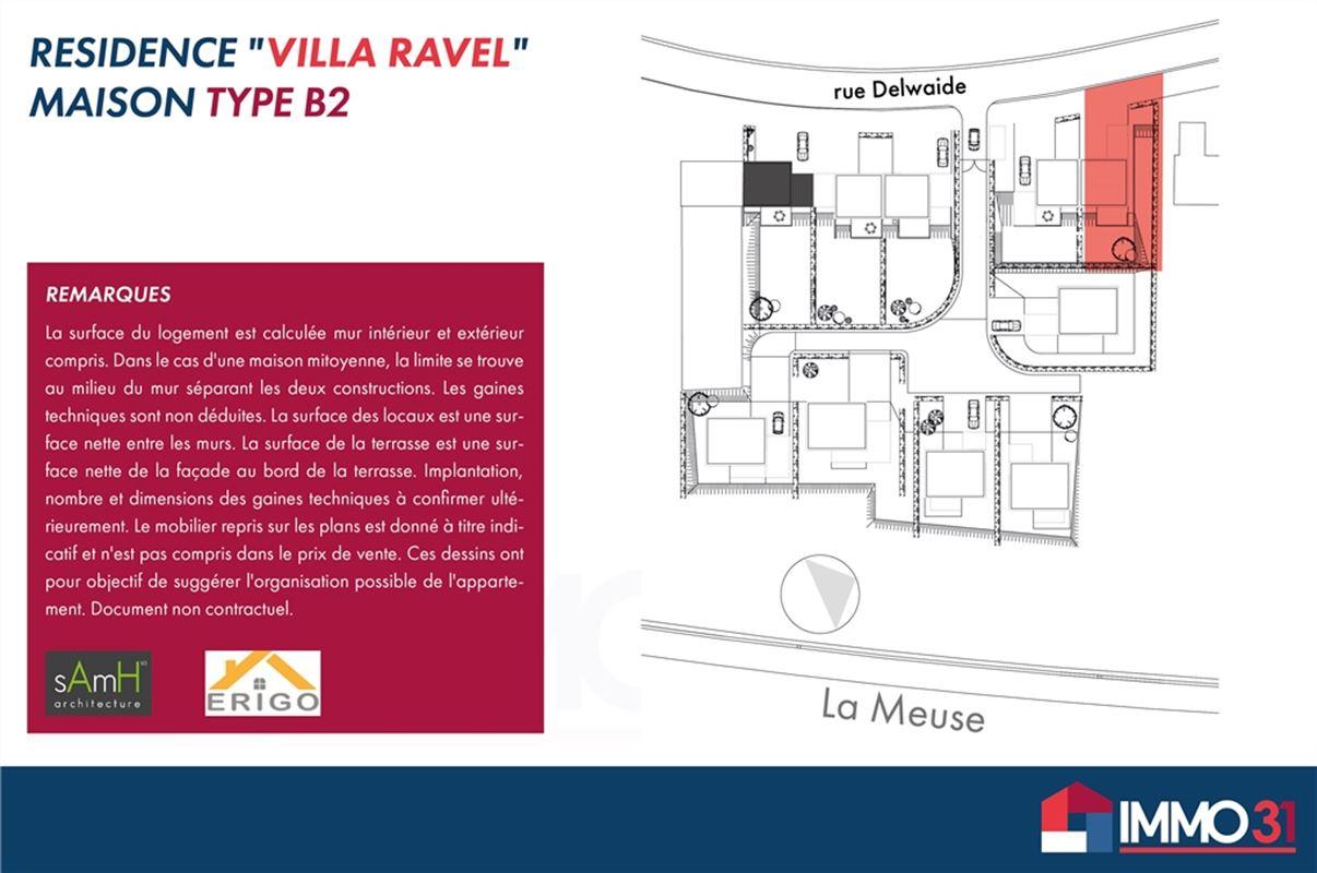 Image 7 : VILLA à 4681 HERMALLE-SOUS-ARGENTEAU (Belgique) - Prix 336.054 €