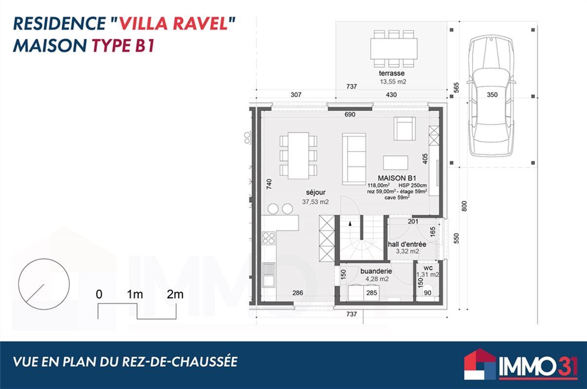 Image 4 : VILLA à 4681 HERMALLE-SOUS-ARGENTEAU (Belgique) - Prix 323.842 €