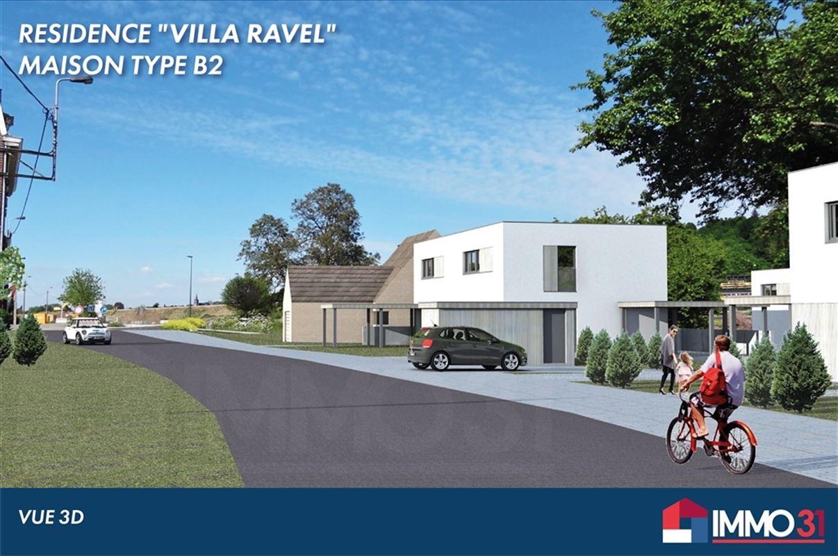 Projet immobilier : Villa Ravel  à HERMALLE-SOUS-ARGENTEAU (4681) - Prix