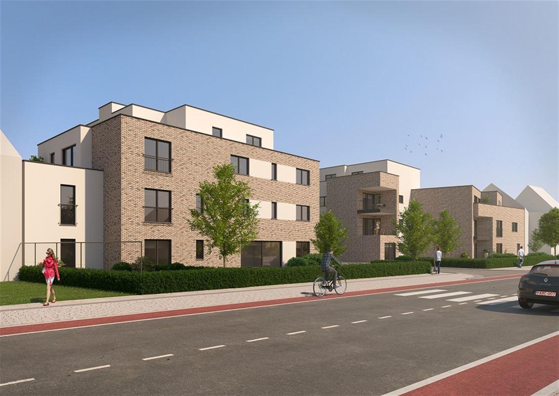 Foto 7 : Appartementsgebouw te 3800 Sint-Truiden (België) - Prijs € 235.000