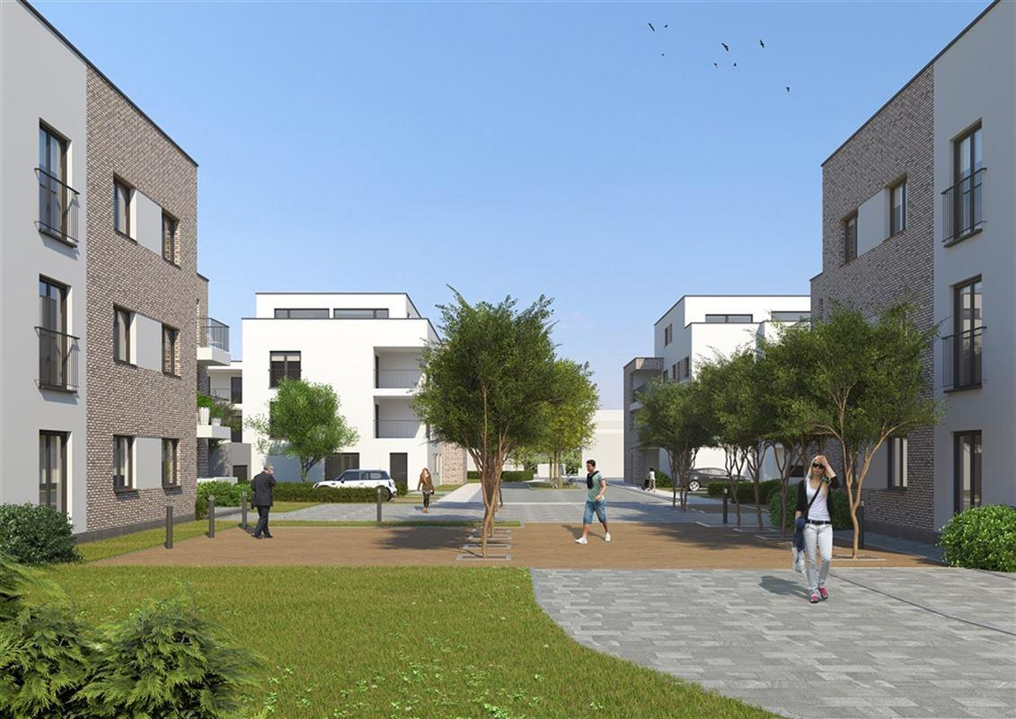 Foto 4 : Appartementsgebouw te 3800 Sint-Truiden (België) - Prijs € 198.500