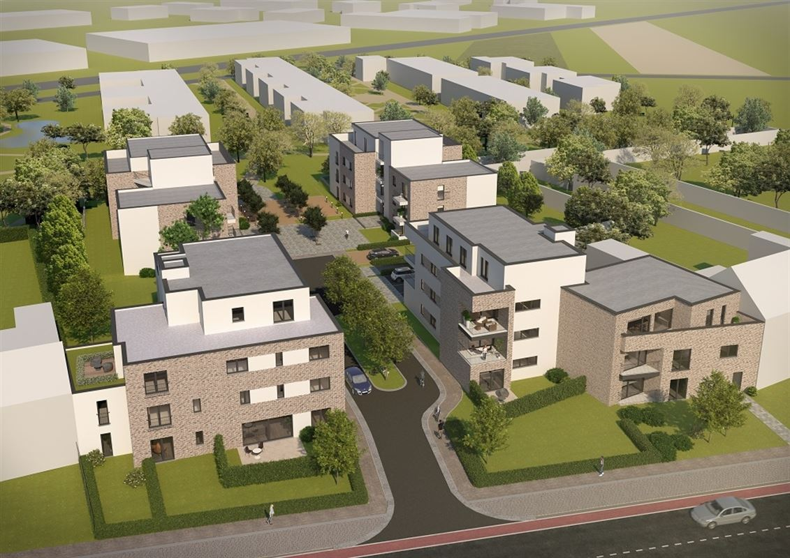 Foto 3 : Appartement te 3800 Sint-Truiden (België) - Prijs € 198.500