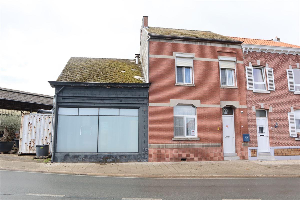 Foto 1 : Magazijn te 3800 SINT-TRUIDEN (België) - Prijs € 175.000