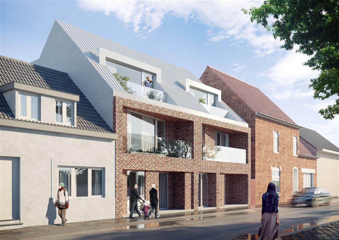 Foto 1 : Appartement te 3800 BRUSTEM (België) - Prijs € 214.500
