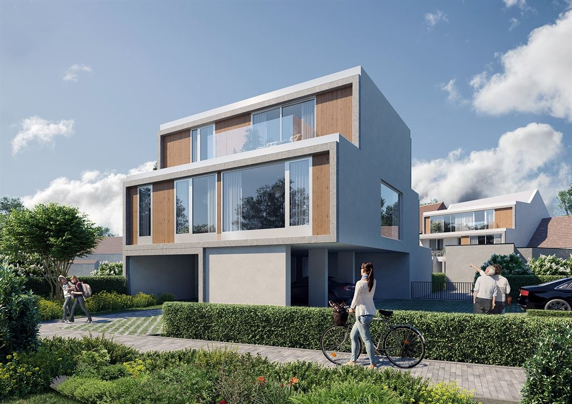 Foto 2 : Appartement te 3800 BRUSTEM (België) - Prijs € 214.500