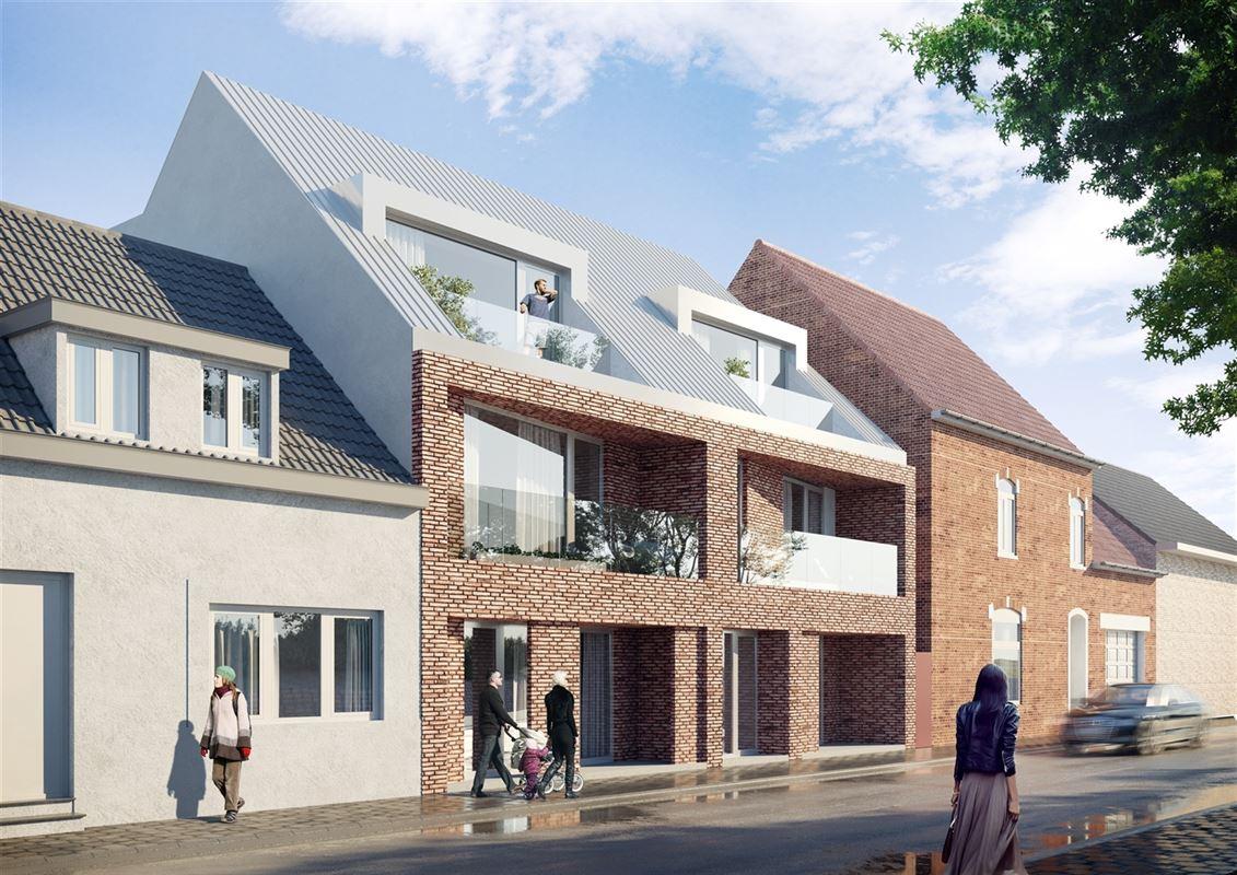 Foto 2 : Appartement te 3800 BRUSTEM (België) - Prijs € 288.000