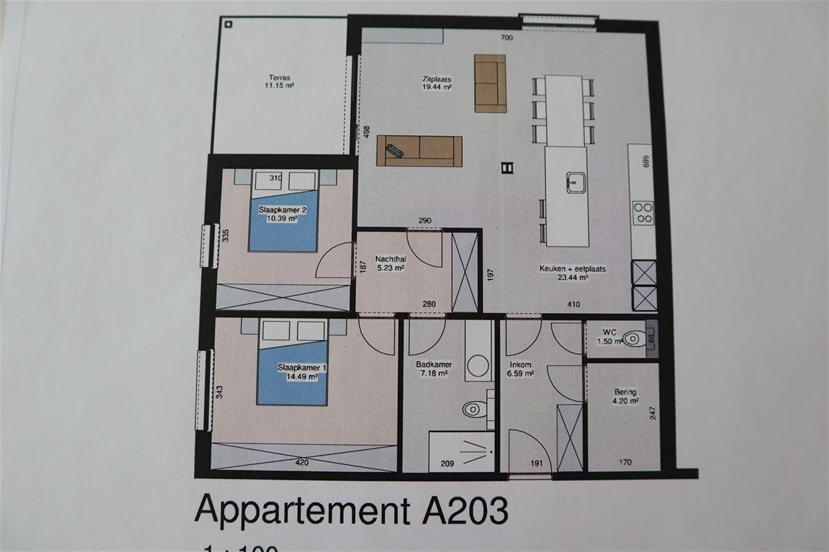 Foto 11 : Appartement te 3800 SINT-TRUIDEN (België) - Prijs € 775