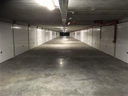 Garagecomplex Franslaan G 1114 - Gelegen op niveau -1 - Afgesloten garagebox in volle eigendom - Afmetingen 2,88 x 5,65 m ...