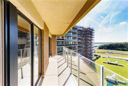 Res. Den Oever III 0502 - Uitzonderlijk appartement met prachtig zicht op zee, staketsel en havengeul - Gelegen op de vijfde verdieping met uniek zich...