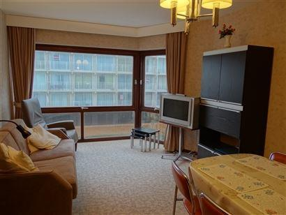 Res. Sunny Corner 0205 - Zonnig op te frissen appartement met 2 slaapkamers - Gelegen op de 2de verdieping aan de zonnige kant in de Franslaan - Inkom...