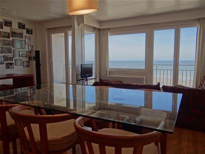 Res. Strand Imperial - 1401 - Ruim, mooi afgewerkt appartement met 2 slaapkamers - Fantastische vergezichten vanop de 14de verdieping - Inkomhall met ...
