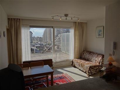 Res. Arizona 0501 - Zonnige dakstudio met zijdelings zeezicht - Leefruimte met slaaphoek - Aparte keuken - Badkamer met ligbad, wastafel en toilet - G...
