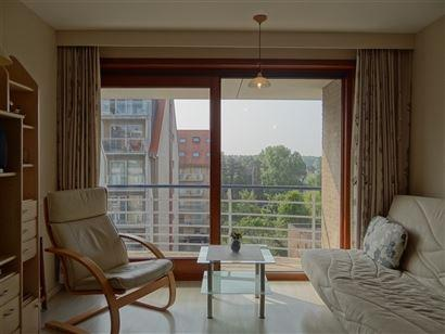 Res. Ensor 49/0202 - Studio cosy et ensoleillé avec coin à dormir - Résidence récente - Situé au quatrième étage dans la Franslaan renouvelée ...