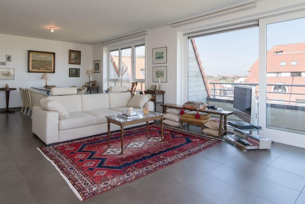 Res. Zonnehaven III H0402 - Recent hoekappartement met prachtig uitzicht op de Havengeul en het park - Gelegen op de vierde verdieping in residentie Z...
