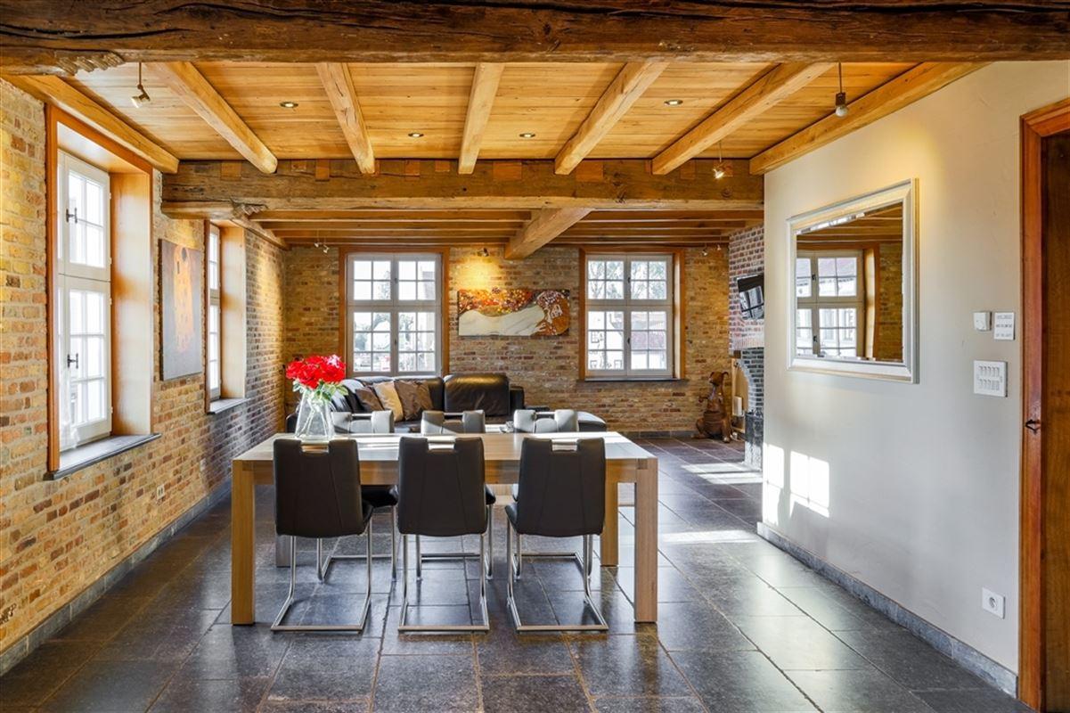 Foto 6 : Handelspand met woonst te 8340 DAMME (België) - Prijs € 1.100.000