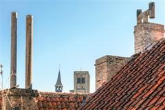 Foto 7 : Handelspand met woonst te 8340 DAMME (België) - Prijs € 1.100.000