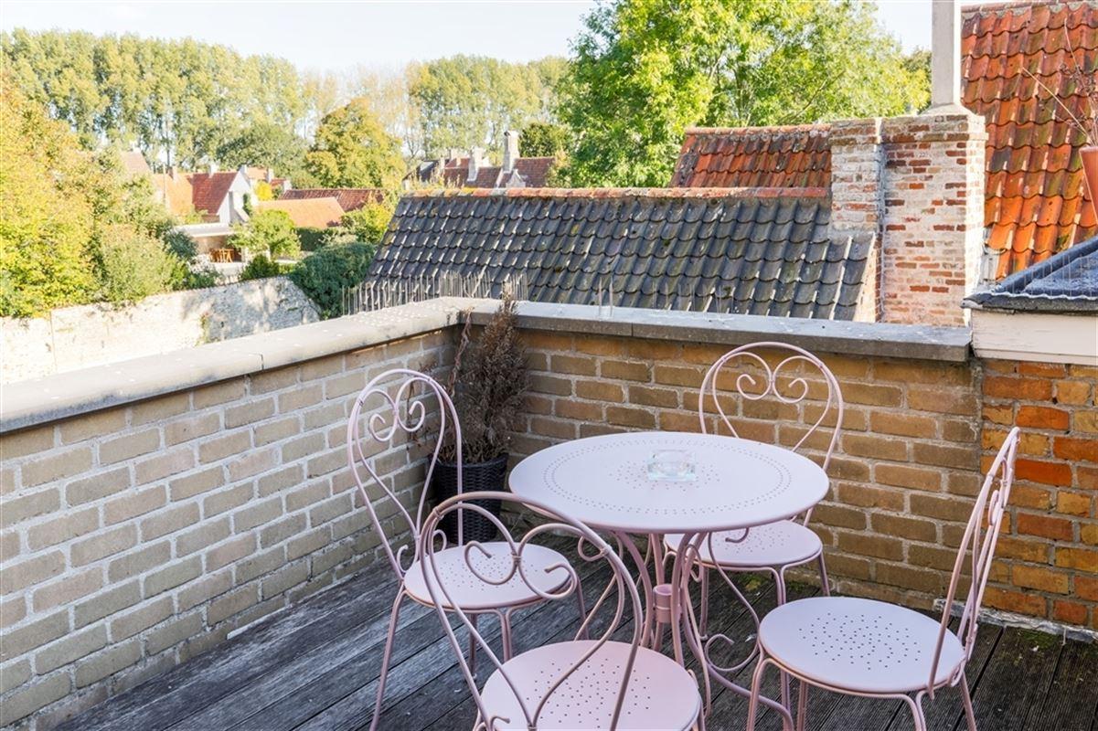 Foto 11 : Handelspand met woonst te 8340 DAMME (België) - Prijs € 1.100.000