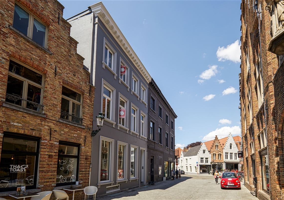 Foto 19 : Handelspand met woonst te 8000 BRUGGE (België) - Prijs € 750.000