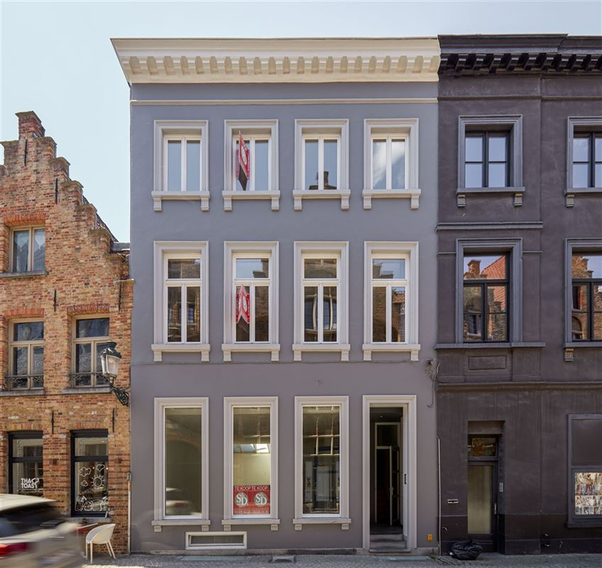 Foto 21 : Handelspand met woonst te 8000 BRUGGE (België) - Prijs € 750.000