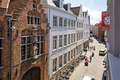 Foto 4 : Handelspand met woonst te 8000 BRUGGE (België) - Prijs € 750.000