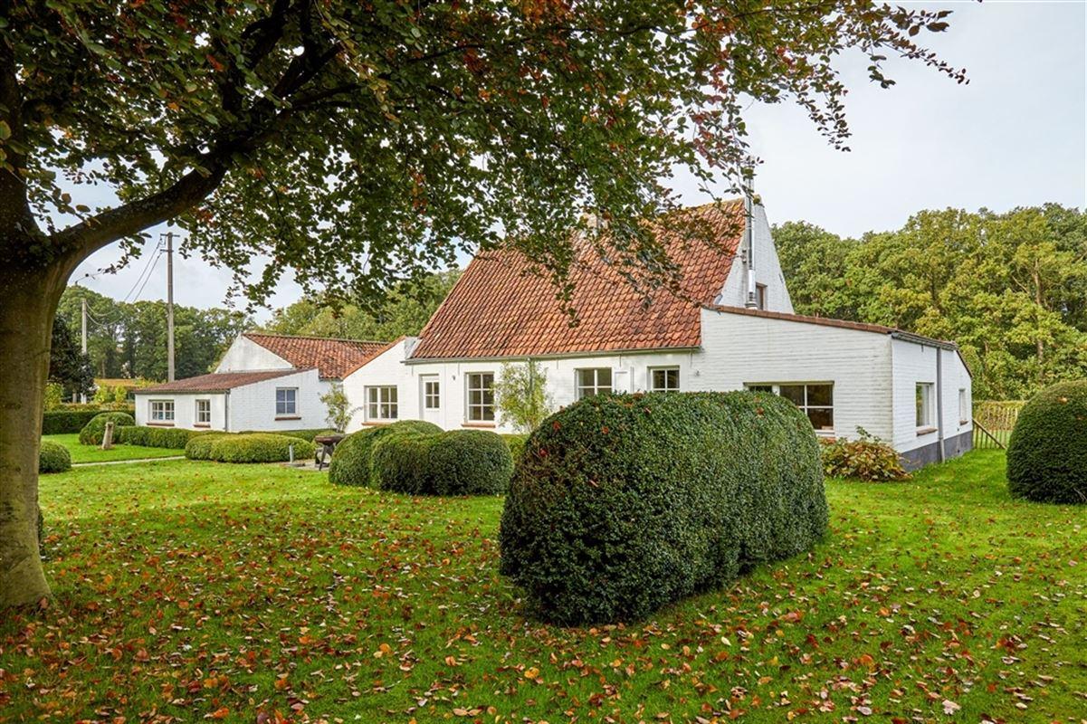 Foto 2 : Landelijke woning te 8310 SINT-KRUIS (België) - Prijs € 795.000