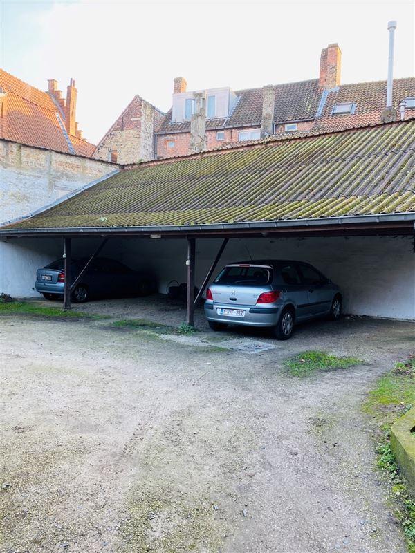 Foto 1 : Autostaanplaats te 8000 BRUGGE (België) - Prijs € 60