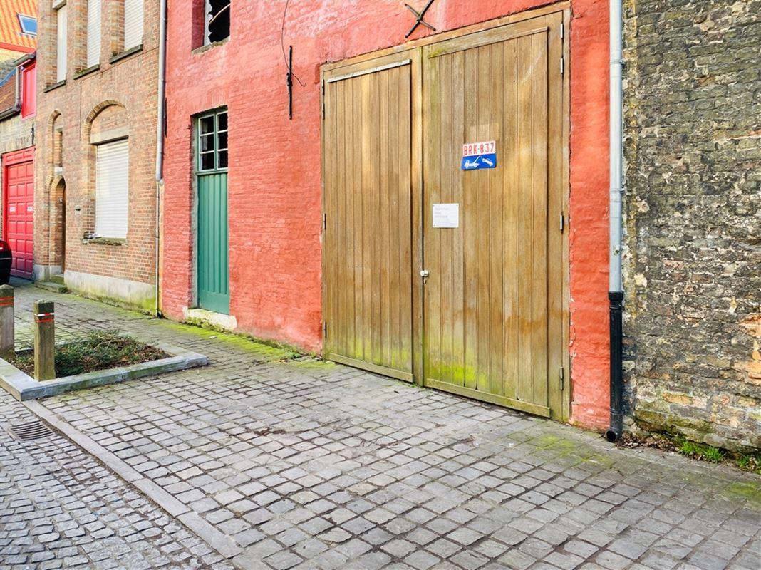 Foto 3 : Autostaanplaats te 8000 BRUGGE (België) - Prijs € 60