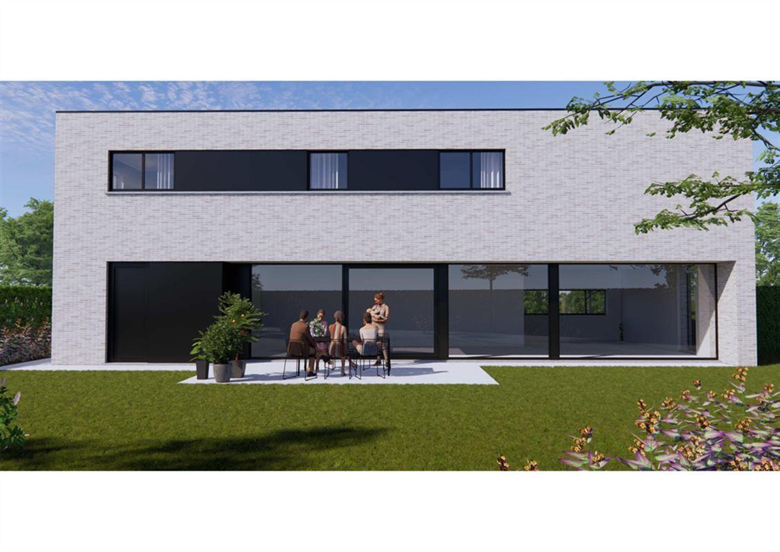 Foto 4 : Nieuwbouw te 8310 SINT-KRUIS (België) - Prijs € 829.192