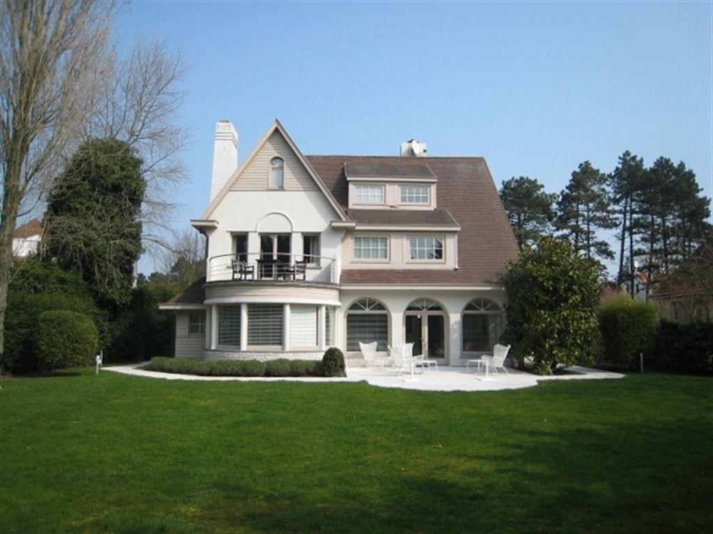 Villa te 8300 KNOKKE-HEIST (België) - Prijs Prijs op aanvraag