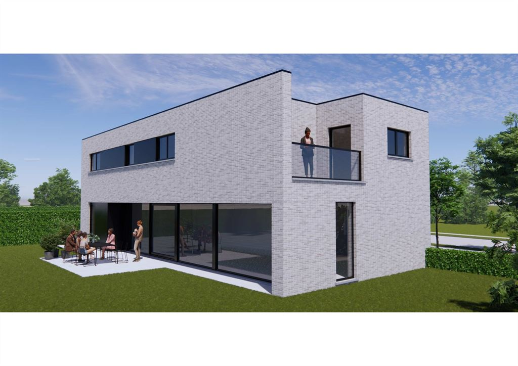Nieuwbouw te 8310 SINT-KRUIS (België) - Prijs € 829.192